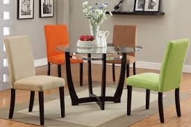 modern dining room sets sale black varnish wood bench beige stipe