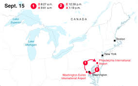 Philadelphia International Airport Map Price U0027s Private Jet Travel Breaks Precedent Politico