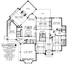 5 Level Split Floor Plans Estate House Plans European Estate Home Hwbdo75743 European From