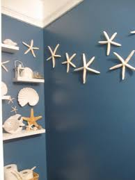 Beach Bathroom Decor by Wall Stickers Beach Theme