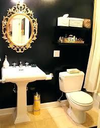 design accessories black and gold bathroom accessories elegant black and gold