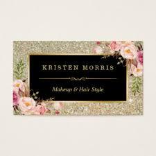 floral business card floral business cards templates zazzle