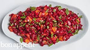 no cook thanksgiving cranberry orange relish bon appetit