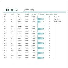 monthly task list template task list templates