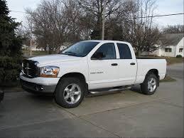 Dodge Ram 4x4 - my g20 replacement 2006 dodge ram qc 4x4