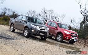 nissan colorado 2015 2015 holden colorado vs isuzu d max comparison off road engine