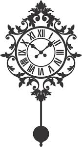 clock clip art black white u2013 clipart free download