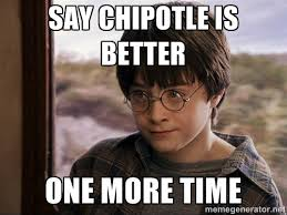 Chipotle Memes - we asked fsu students if they re pro moe s or chipotle here s