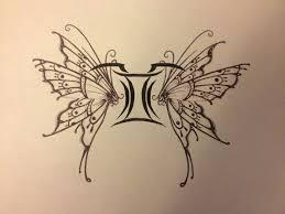 11 best gemini tattoos images on gemini designs