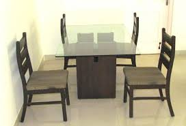 Glass Top Dining Table Price Living Room Decoration - Glass top dining table ottawa