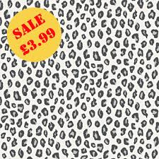 wallpaper glitter pattern sale rasch wallpaper glitter leopard black grey 202953