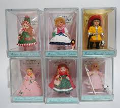 doll madame mini ornaments variety of election