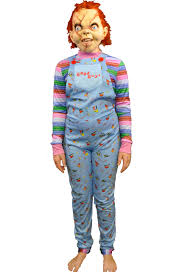 chucky costume for toddler play 2 guys chucky children s costume