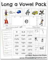 26 free games to teach long vowel sounds vowel activities vowel