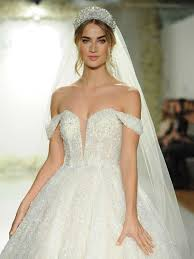 bridal collections 2019 collection bridal fashion week photos