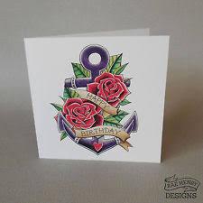 gothic birthday card ebay