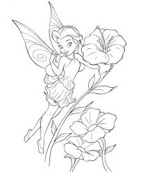 tinkerbell coloring pictures 2 coloring