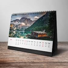 calendrier de bureau personnalisé pas cher impression calendrier chevalet pas cher impression calendrier en ligne