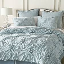 bedroom bring luxury to your bed with cool ruched duvet cover