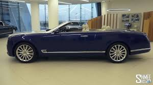 old bentley convertible bentley quietly debuted 3 5 million grand convertible in dubai