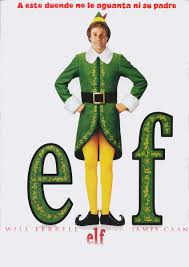 thanksgiving holiday movies elf i love will ferrell in this movie santa claus movies