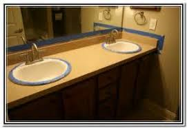 bathroom vanity paint makeover tsc