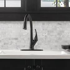 touch2o kitchen faucet esque single handle pull down kitchen faucet with touch2o