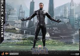 Black Panther Marvel Black Panther Sixth Scale Figure By Toys Sideshow