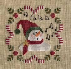 best 25 cross stitches ideas on snowman