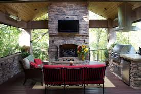 Patio Kitchens Design Backyard Kitchens Pictures Home Outdoor Decoration