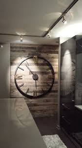 howard miller clocks in contemporary with wood clock next to