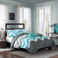 Teal And Grey Bedding Sets Buy Intelligent Design Bedding From Bed Bath Beyond
