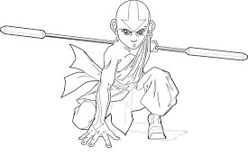 the avatar last airbender books coloring pages curious george in