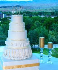 Pictures Of Amaru Confections Wedding Cakes