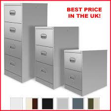 Silverline Filing Cabinet Silverline Kontrax Filing Cabinet