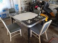 Vintage Kitchen Table EBay - Vintage metal kitchen table