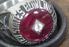 keepsake bowling rings coach s corner mens usbc 300 bowling ring with real diamond