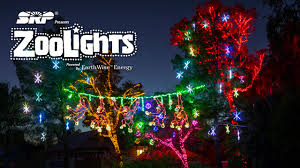 christmas lights in phoenix 2017 let it glow zoolights at the phoenix zoo youtube
