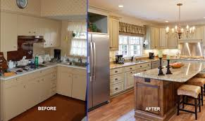 Kitchen Renovation Ideas For Small Kitchens 15 Kitchen Remodeling Ideas On A Budget Lovely Spaces