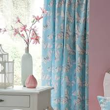 Light Pink Curtains by Interior Cute Bohemian Curtains Combined With Three Wall
