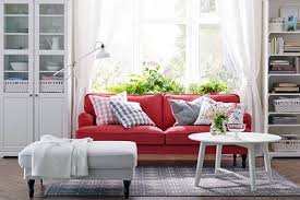 red u0026 white living room decoration ideas