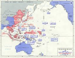 World Map Japan by 1939 Maps Historical Resources About The Second World War