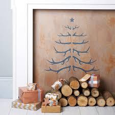 antler christmas tree christmas ideas