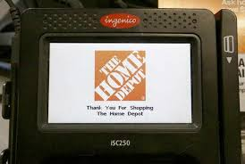 shop at the home depot and save on fuel depot us credit card firms slow to upgrade security