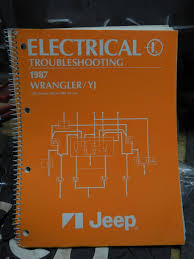 factory service manual jeep wrangler forum