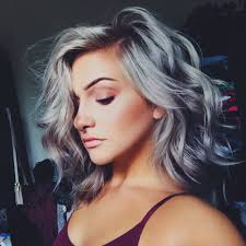 good grey hair styles for 57 year old love this hair if i was brave enough to dye it i would totally