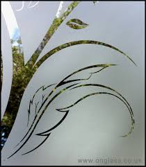 custom etched glass doors etched glass replication on glass co uk