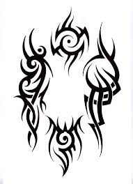 tattooing design popular tribal tattoo design