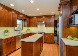 Orange Kitchen Cabinets by 30 Classy Projects With Dark Kitchen Cabinets Home Remodeling