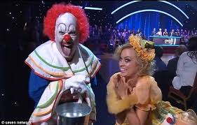 birthday party clowns clowns every occasion professional clowns holden reveals his creepy clown routine on with the